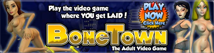 BoneTown Action Adventure Porn Video Game